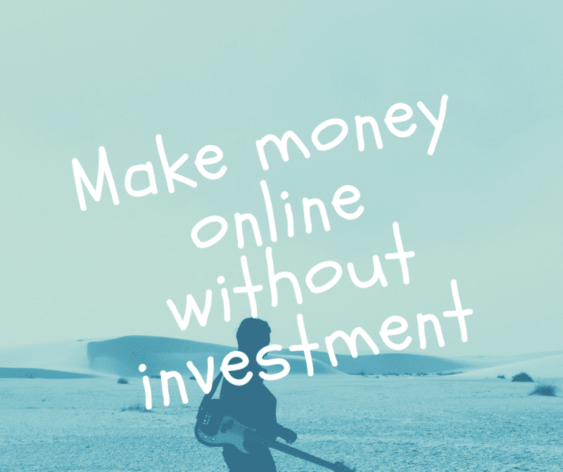 Photo of How to Earn 10 Dollars per Day Without Investment Online