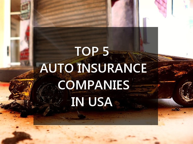 Photo of The Top 5 Auto Insurance Companies in the U.S.