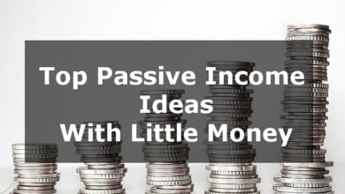 Photo of Top Passive Income Ideas with Little Money
