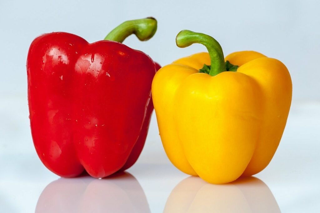 bell pepper | Foods that Boost the Immune System