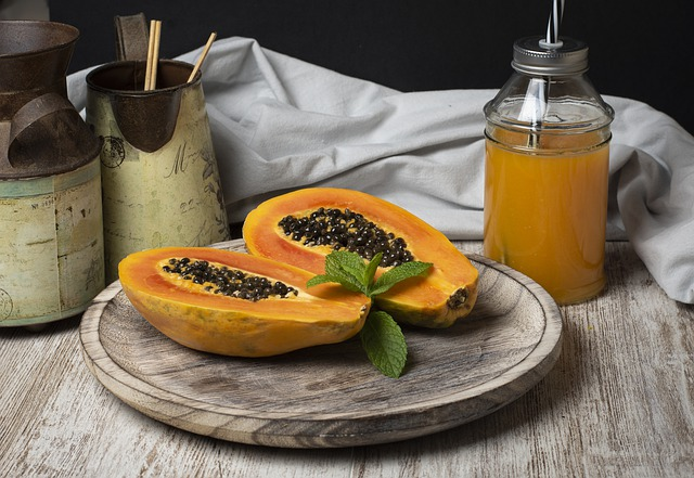 papaya fruit | Foods that Boost the Immune System